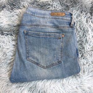 Mavi Emma Slim Boyfriend Jeans Women Size 30